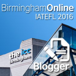 #IATEFL 2016 Registered Blogger
